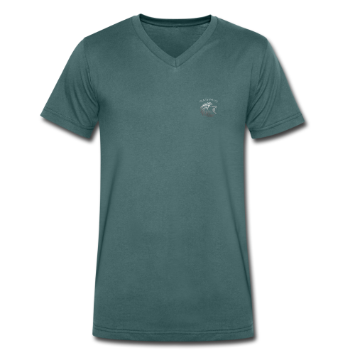 FWSB Lion  - Männer Bio-T-Shirt mit V-Ausschnitt von Stanley & Stella