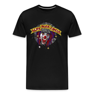 Slick Rock Circus - Evil Clown T-Shirt Men - Männer Premium T-Shirt