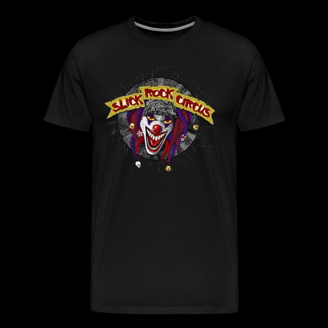 Slick Rock Circus - Evil Clown T-Shirt Men