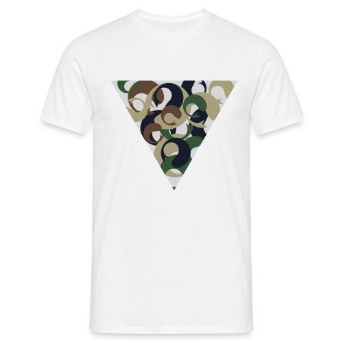 #camouflage Shirt - Männer T-Shirt