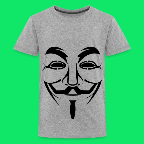 Maillot anonymous  - T-shirt Premium Ado