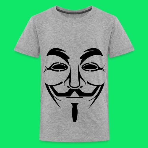 Maillot anonymous  - T-shirt Premium Ado
