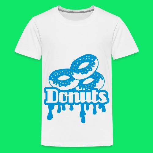 maillot donuts  - T-shirt Premium Ado