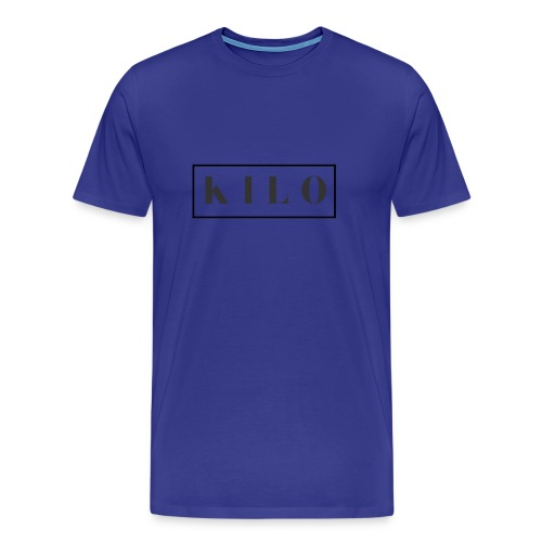 Mens K I L O - Men's Premium T-Shirt