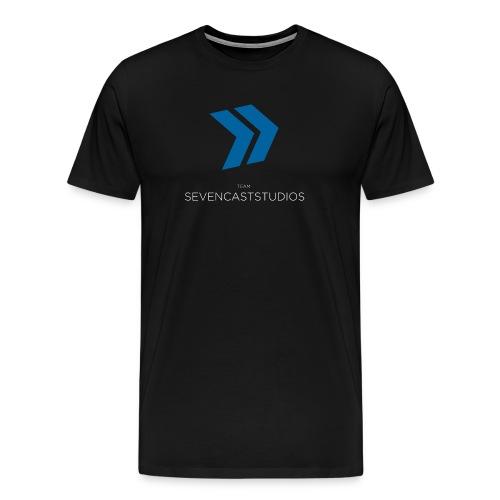 SevenCastStudios T-Shirt - Männer Premium T-Shirt