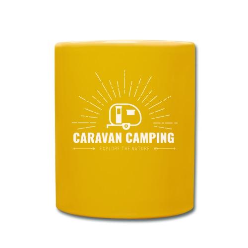 Caravan Mug - Tazza monocolore