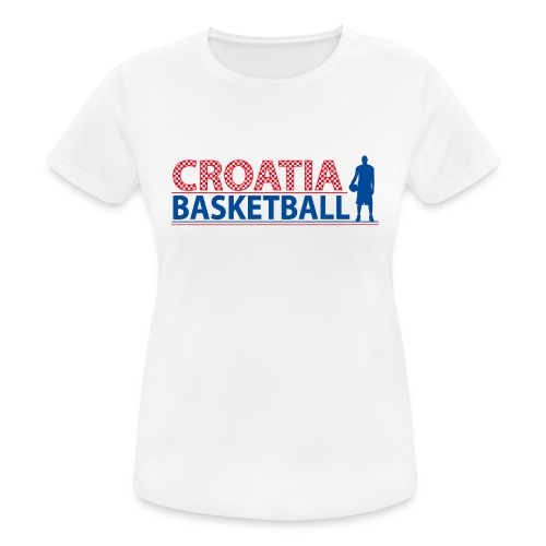 Croatia Basketball blue