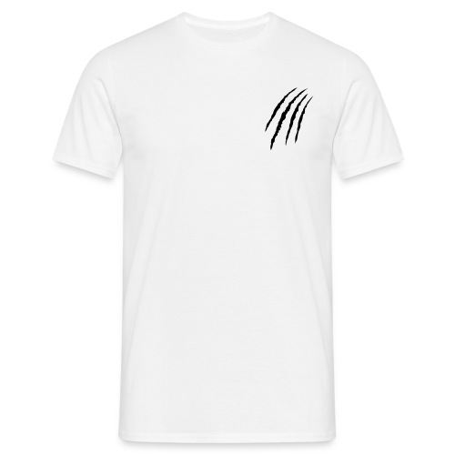 APEX 'Predator' Men's Tee White - Men's T-Shirt
