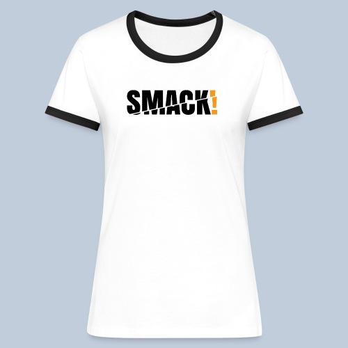 SMACK Kontrast T-Shirt (WOMEN) - Frauen Kontrast-T-Shirt