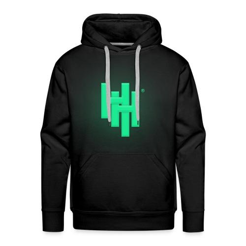 Une Veste Serveur Minecraft HarchixNetwork - Sweat-shirt à capuche Premium pour hommes