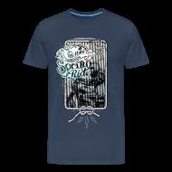 T-Shirts ~ Männer Premium T-Shirt ~ CHROMELESS // FSR 2016