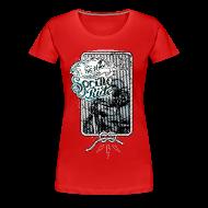 T-Shirts ~ Frauen Premium T-Shirt ~ CHROMELESS // FSR 2016
