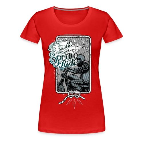 CHROMELESSAPPAREL // FSR 2016 - Frauen Premium T-Shirt