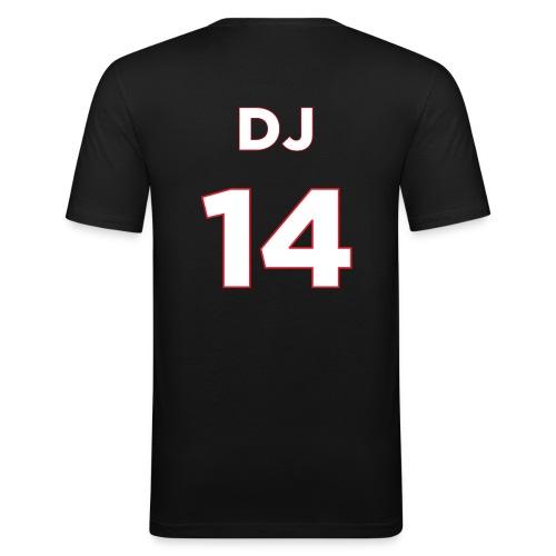 Lenz DJ Glow Shirt - Men's Slim Fit T-Shirt
