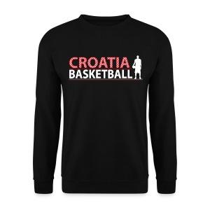 Croatia Basketball white