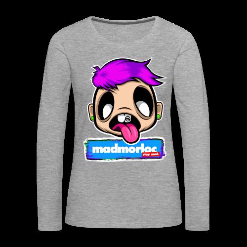 Mad Long Sleeve - Chicks - Women's Premium Longsleeve Shirt