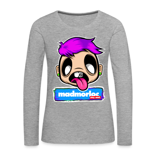 Mad Long Sleeve - Chicks - Women's Premium Longsleeve Shirt