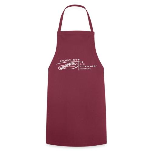 FS Mathe OL Kochschürze Bordeaux - Kochschürze