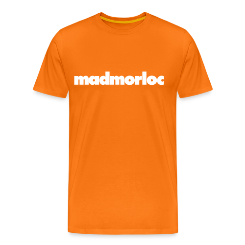 Mad Logo - Dicks - Men's Premium T-Shirt