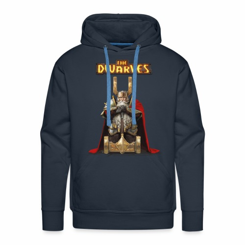 Giselbart Men Sweater - Men's Premium Hoodie