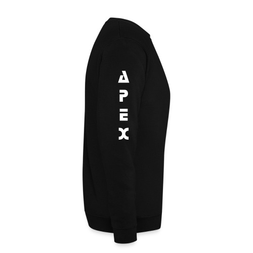 APEX 'Predator' Mens Premium Jumper Black  - Men's Sweatshirt