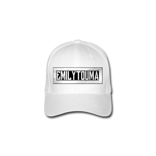 baseball cap | wit - Flexfit baseballcap