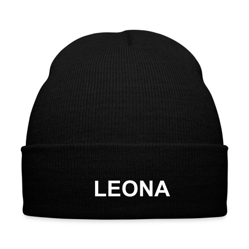 LEONA CAP - Winter Hat