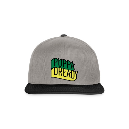 Puppa Dready JamaColor Caps - Casquette snapback