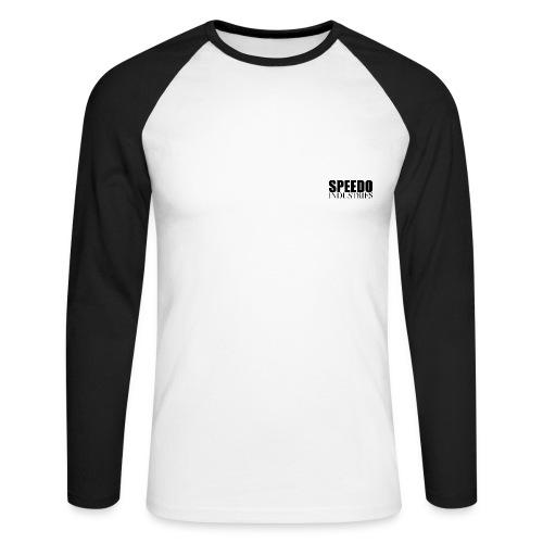 SPEEDOINDUSTRIES BASEBALL SHIRT  - Männer Baseballshirt langarm