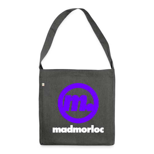 Mad Shoulder Bag - Shoulder Bag made from recycled material
