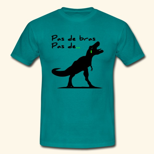 T-rex pas de bras... homme - T-shirt Homme