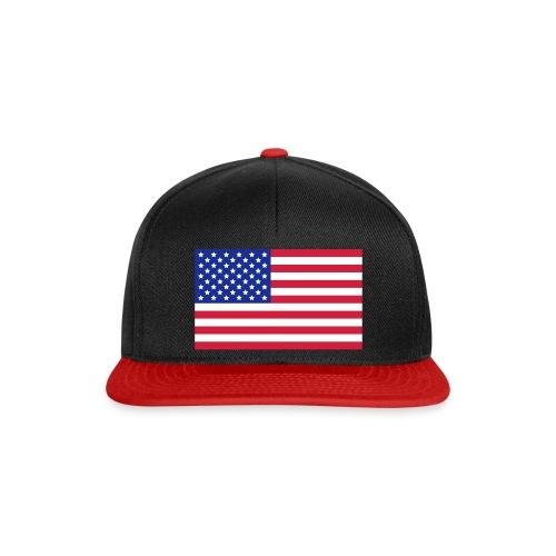 Casquette snapback USA - Casquette snapback