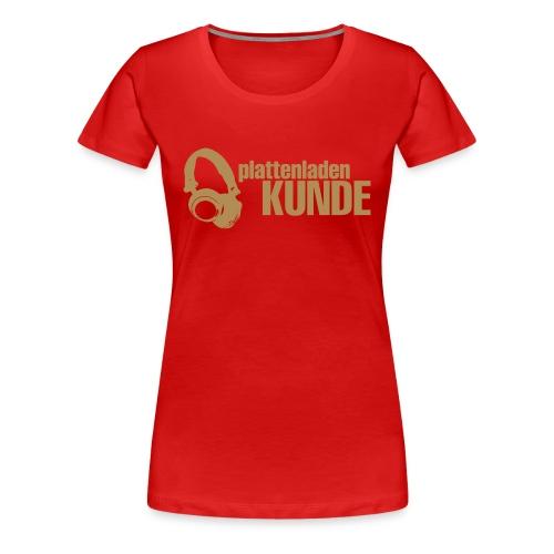 PLK / Frauen / Farboptionen - Frauen Premium T-Shirt