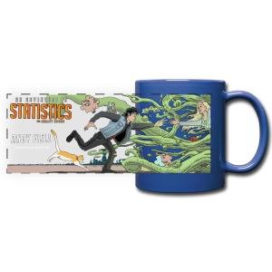 An Adventure in Statistics Mug - Full Color Panoramic Mug