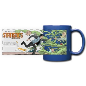 An Adventure in Statistics Mug - Full Color Panoramic Mug