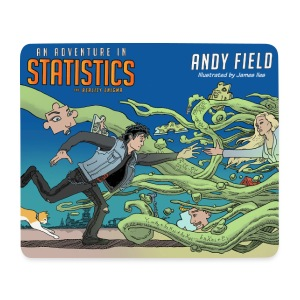 An Adventure in Statistics Mousemat - Mouse Pad (horizontal)