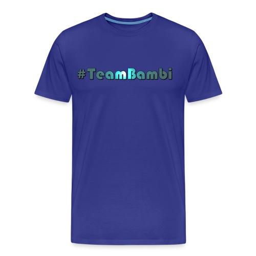 #TeamBambi Boys/Man T-Shirt - Männer Premium T-Shirt