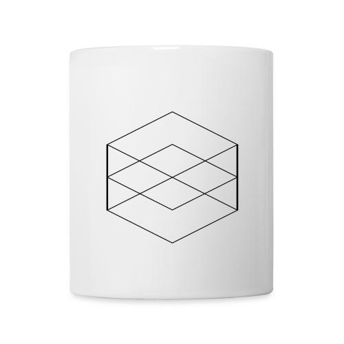 ICEMonk MultiCube Mug Black Variant - Mug