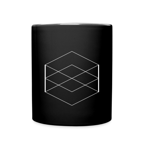 ICEMonk MultiCube Mug White Variant - Full Colour Mug