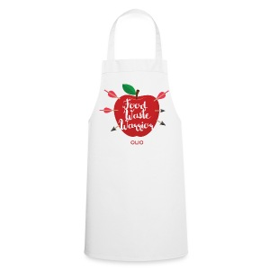 Apron - Food Waste Warrior - Cooking Apron