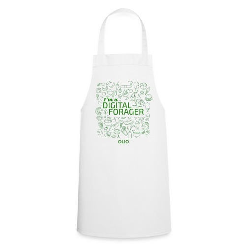Apron - Digital Forager  - Cooking Apron