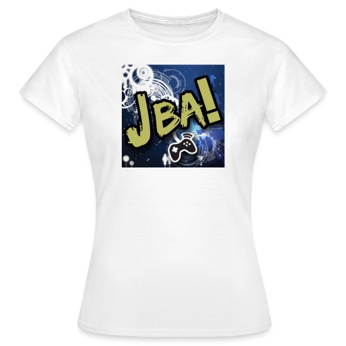 Women's T-Shirt - The Official T-Shirts By youtuber JBAGAMEZ