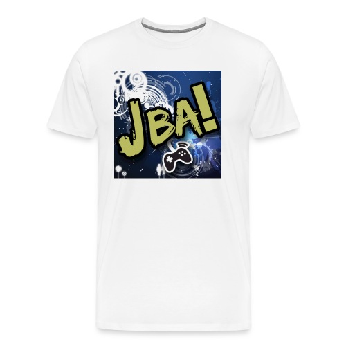 Men's Premium T-Shirt - The Official T-Shirts By youtuber JBAGAMEZ