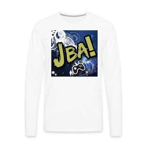 Men's Premium Longsleeve Shirt - The Official T-Shirts By youtuber JBAGAMEZ