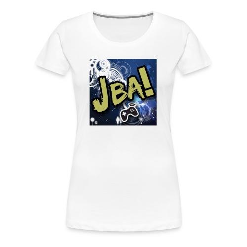 Women's Premium T-Shirt - The Official T-Shirts By youtuber JBAGAMEZ