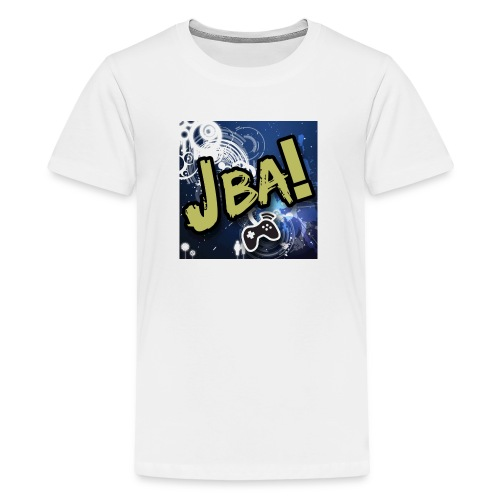 Teenage Premium T-Shirt - The Official T-Shirts By youtuber JBAGAMEZ