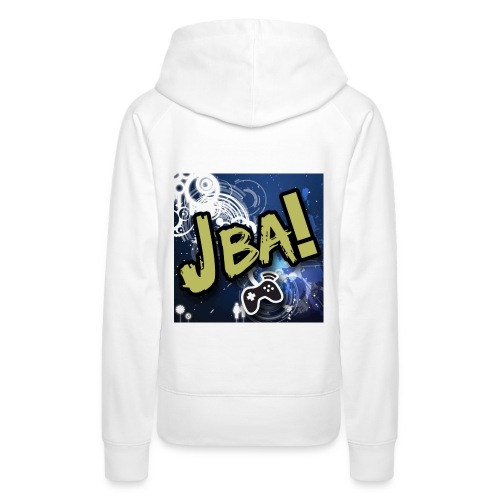 Women's Premium Hoodie - The Official T-Shirts By youtuber JBAGAMEZ