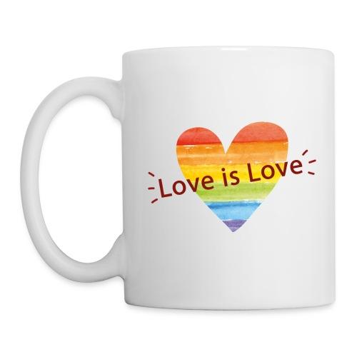 'Love is Love' Mug - Mug