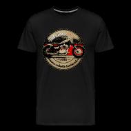 T-Shirts ~ Männer Premium T-Shirt ~ CHROMELESS // V2 CHOPPER VOL.2
