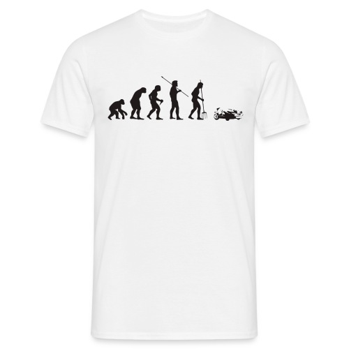 Mähroboter - Männer T-Shirt